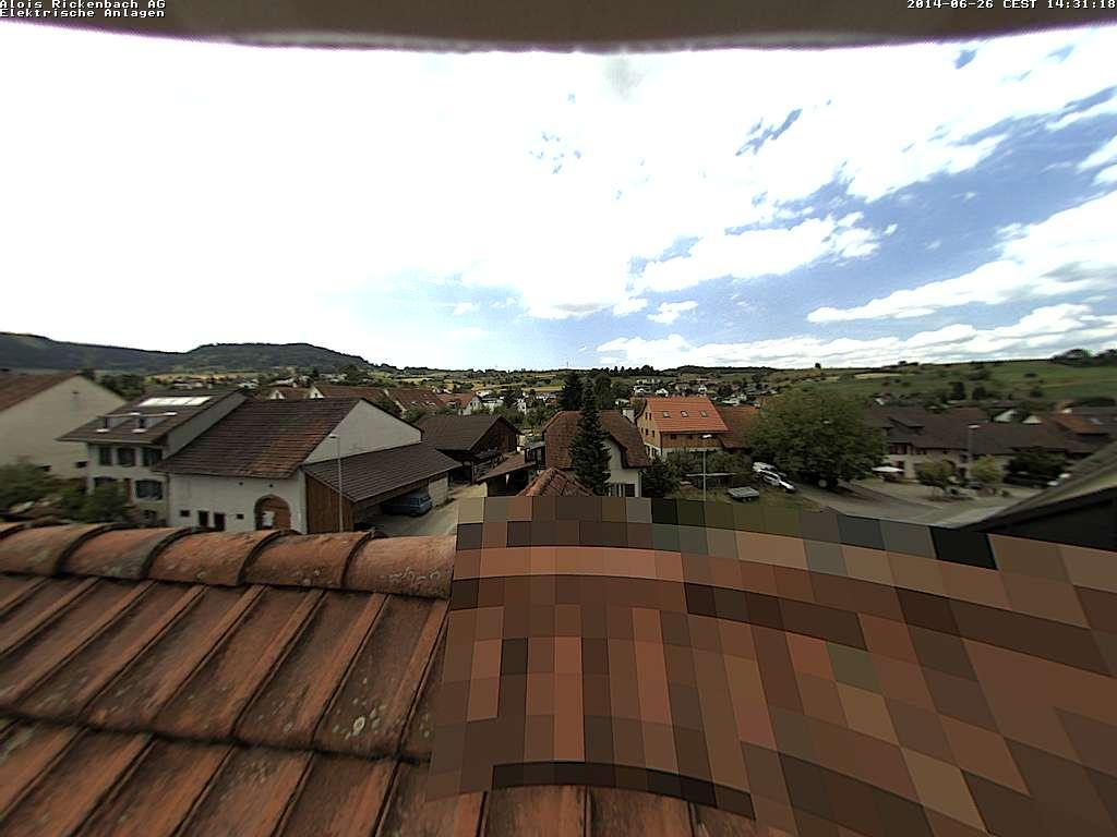 Webcam Gipf-Oberfrick